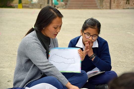 Great Compassion Boarding School Unterricht