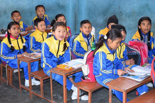 Fewa English Boarding School