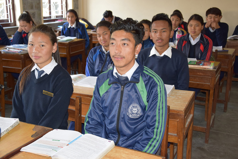 SOS Herman Gmeiner Schule Pokhara