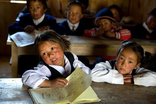 Great Compassion Boarding School Mustang (C) Manuel Bauer