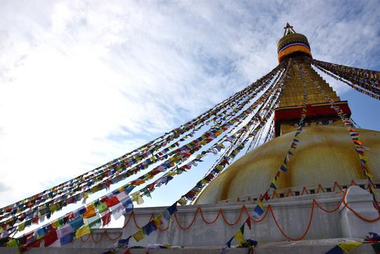Kathmandu Bodnath Stupa