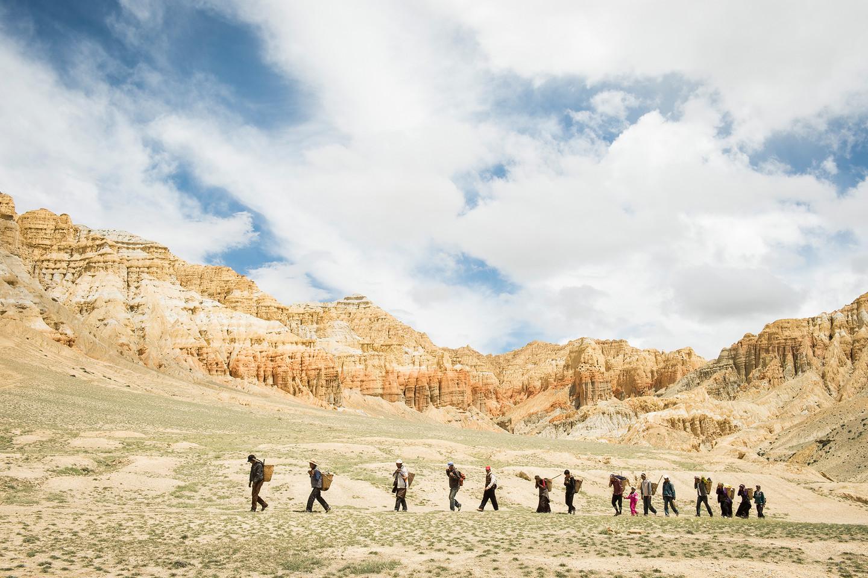 Sam Dzong - Drei Stunden zum neuen Dorf (c) Manuel Bauer