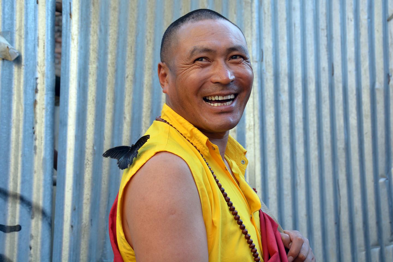 Lama Ngawang Kunga Bista