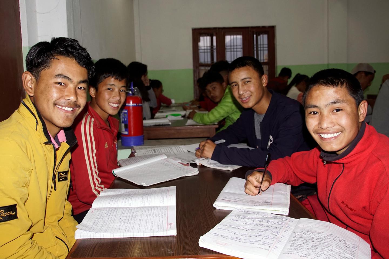 Himalaya's Children Studentenheim
