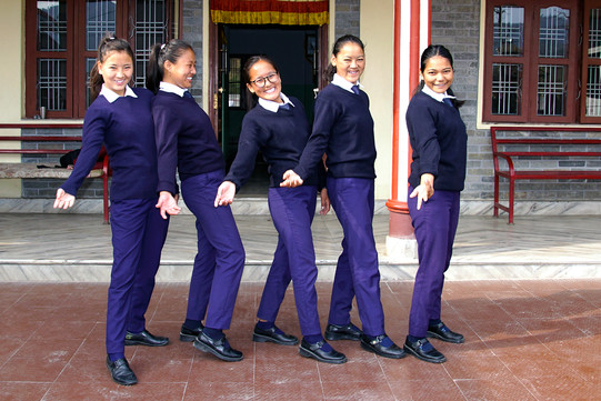 Himalaya's Children Studium