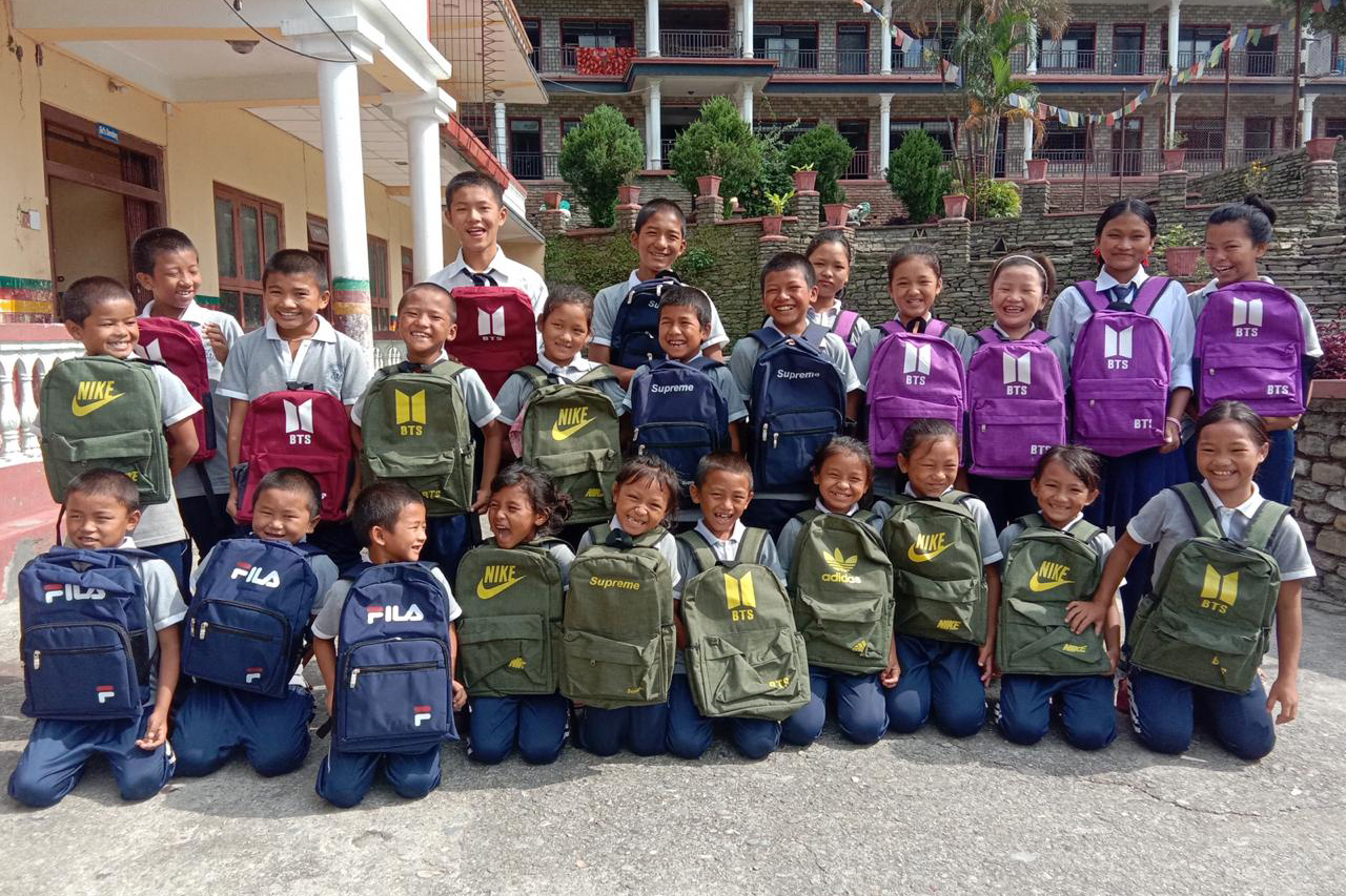 Great Compassion Boarding School Orphen Education Program