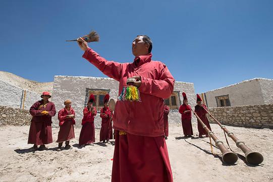 Sam Dzong - Eröffnungszeremonie (c) Manuel Bauer
