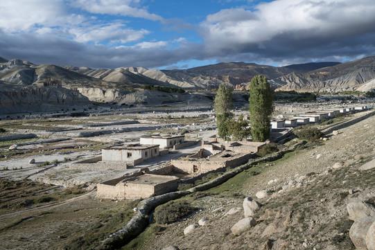 Sam Dzong - Das Dorf (c) Manuel Bauer