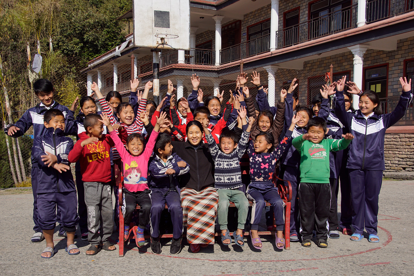 Great Compassion Boarding School Orphan Education Program