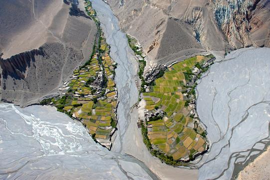 Lo-Manthang Dorf Sam Dzong (c) Manuel Bauer