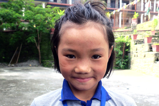 Himalaya's Children Waisenkinder-Programm