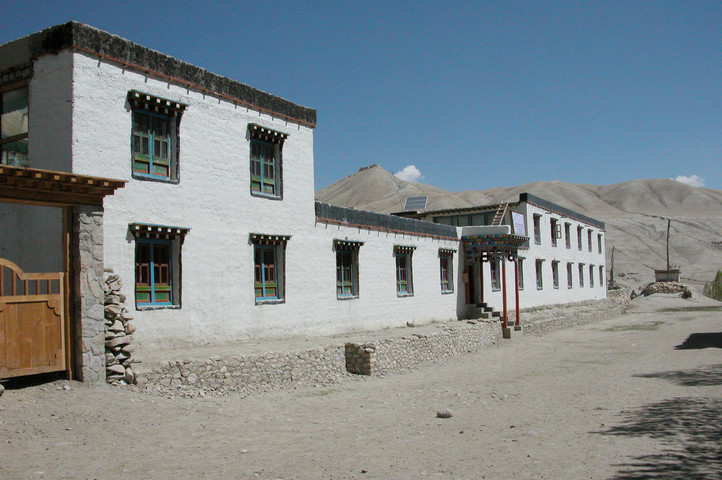 Great Compassion Boarding School Lo-Manthang